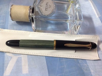 德國原廠百利根 Pelikan M 140 鋼筆,14k尖