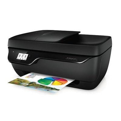 (墨水小舖)可登錄換500 HP 惠普OJ3830 彩色事務機印表機複合機 影印 列印 掃描 傳真 OJ 3830