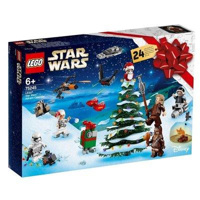 LEGO 樂高 星際大戰 75245 Star Wars 聖誕 耶誕 倒數 月曆 降臨曆 Advent Calendar