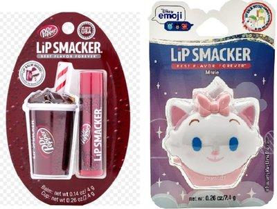 Lip Smacker [ Dr Pepper+瑪麗貓立體護唇膏 ] Dr Pepper + Marie 兩款合售 全新