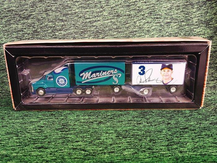 《金塊》MLB水手 A-Rod 1999紀念車 限量 672 of 1500 模型車 玩具大貨櫃連結車