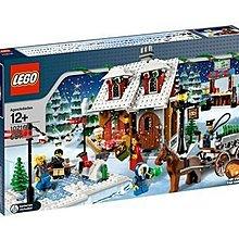 全新 樂高 Lego 10216 Winter Village Bakery 聖誕麵包店 1 盒 (靚盒)
