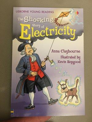 64頁 Usborne Young Reading The Shocking Story of Electricity