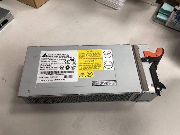 【偉斯科技】IBM BLADECENTER/1800W DPS-1600BB A 74P4400 POWER
