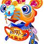 【2020 鼠年燈會燈籠 】DIY親子燈籠- 「吉祥...