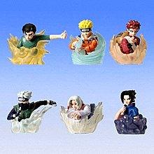 火影忍者-忍者印3-全新初版4孔