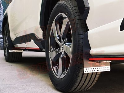 (小鳥的店)豐田 2019-20 RAV4 5代 RAV-4 擋泥板 TRD 檔泥板 專用 一組四入