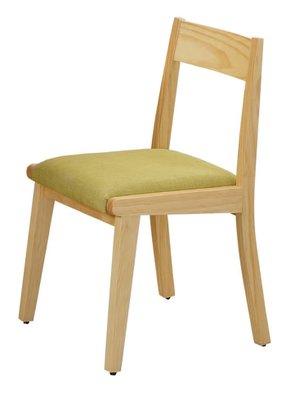 【南洋風休閒傢俱】餐廳家具系列- 紐松餐椅 用餐椅 (金623-7)