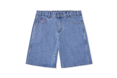 """[ LAB Taipei ] CASH ONLY """"BAGGY JEAN SHORTS"""""""