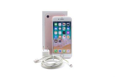 【台中青蘋果】Apple iPhone 7 玫瑰金 128G 128GB 二手 4.7吋 蘋果手機 #39950
