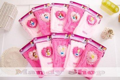 mandyshop【M2184】㊣ Disney迪士尼 珊瑚絨公主造型圍巾