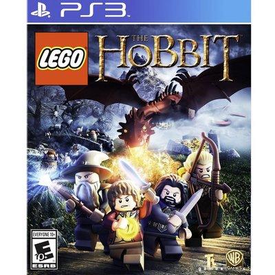 (全新盒損已開封) PS3 樂高 哈比人歷險記 英文美版 LEGO The Hobbit (附贈道具密碼表)