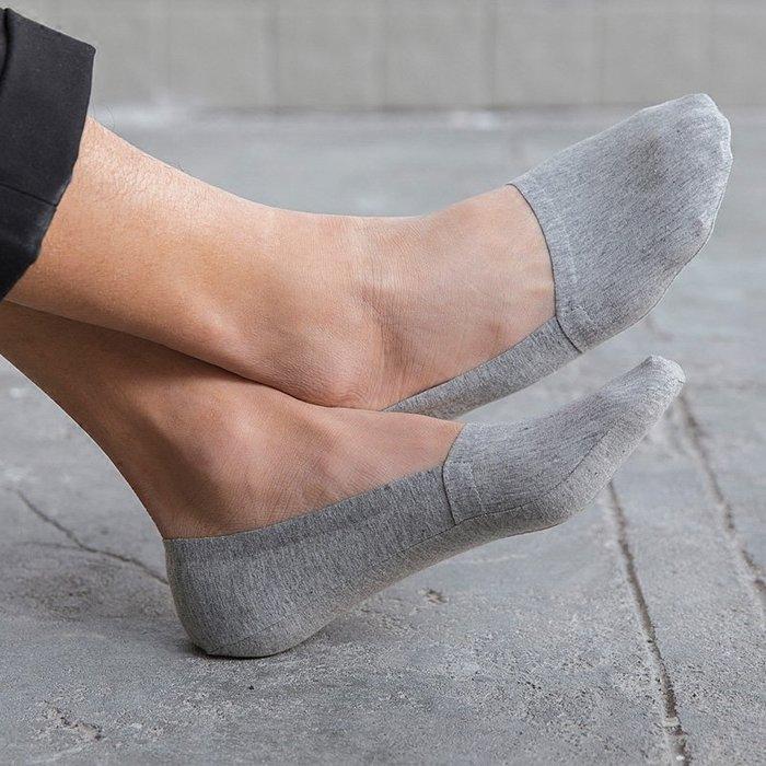 5雙裝船襪男夏季薄款隱形襪低幫短襪男襪純棉淺口男士防滑襪子男