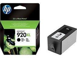 HP OJ Pro 6000/6500w,OJ 7000 原廠黑色墨水匣 ~ CD975AA(920XL) -2