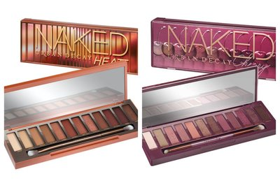 ✨DND現貨✨ Urban Decay Naked Heat / Naked Cherry 眼影盤