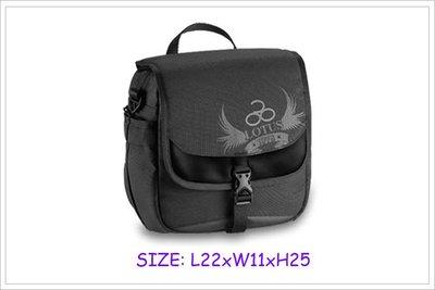酷榮單車026082◇LOTUS [SH2-103R] 方型小前袋