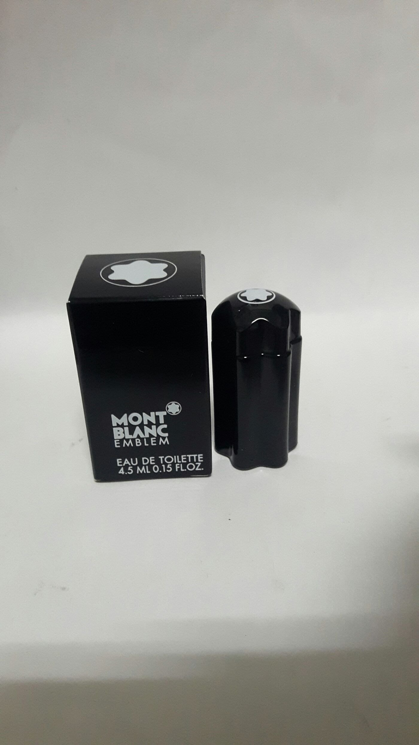 Montblanc萬寶龍 男性香水4.5 ml 小香水一瓶