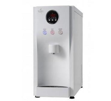 《刷卡分期24期0利率》千山淨水器【WD-583AM】桌上型冰溫熱飲水機