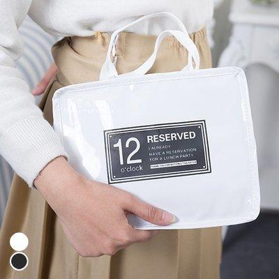【可愛村】 手提式漆皮PU野餐包保溫包...