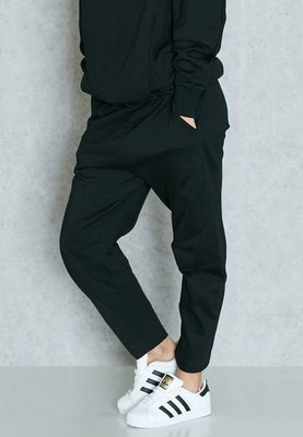 【豬豬老闆】ADIDAS ORIGINALS XBYO PANTS 黑色 休閒 運動長褲 八分褲 女款 BK2287