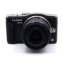 【台中青蘋果】Panasonic Lumix GF6 + 14-42mm 單鏡組 二手 單眼相機 #58430