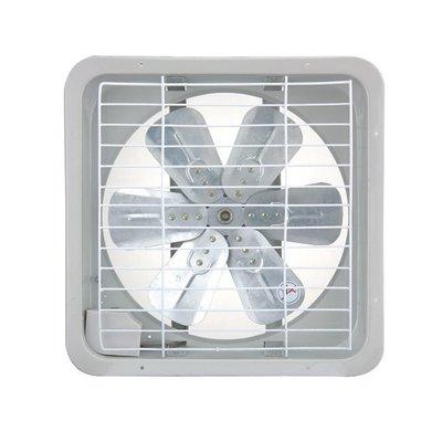 永用 8吋鋁葉吸排風扇/ 吸排兩用扇/ 吸排扇/ 抽風扇/ 排風機 FC-308A 雙軸承式馬達 隨貨附發票及保固貼