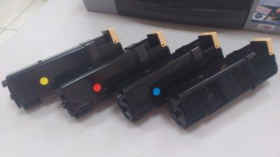 熱賣中~FujiXerox CP305 / CM305相容碳粉匣CT201632~CT201635(黑/藍/紅/黃)含稅