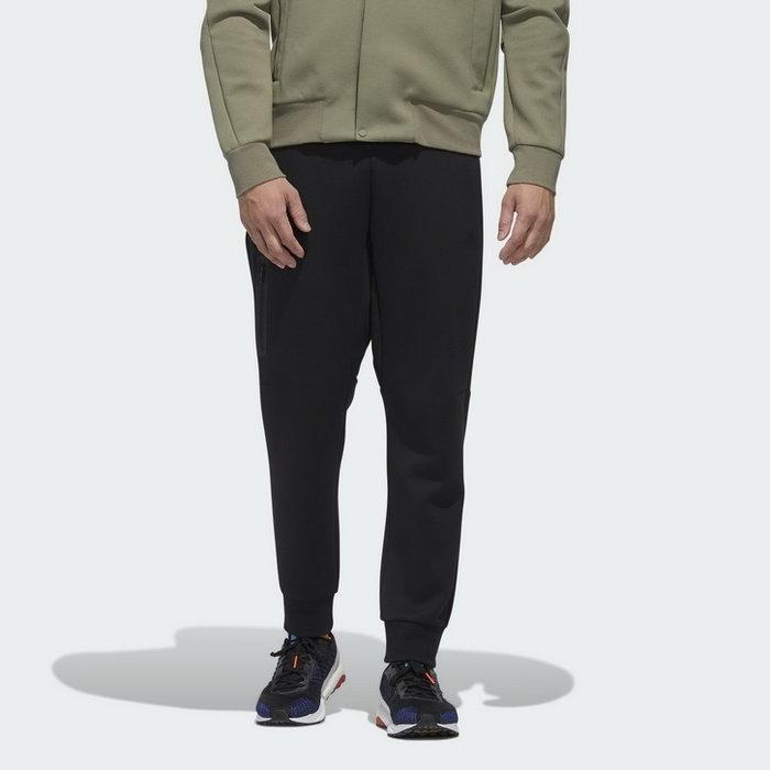 【Dr.Shoes 】Adidas MUST HAVES ID 運動長褲 運動休閒  防水拉鍊 縮口 GM4475