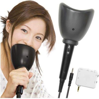 日本代購  JTT mute mic 2 Plus 靜音麥克風 二代 個人卡拉OK 唱歌不怕吵到人 預購
