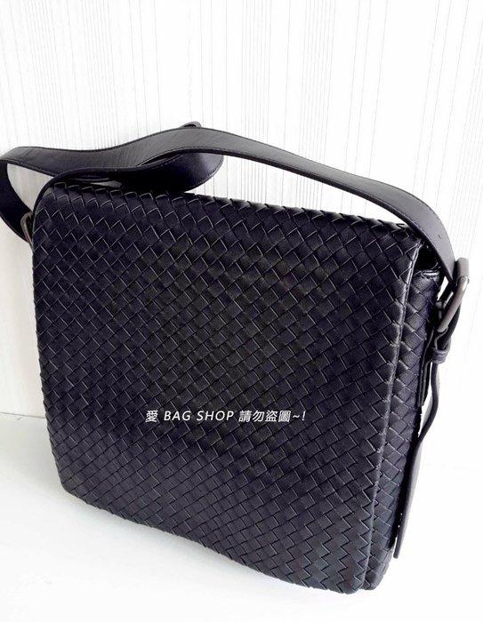 愛 BAG SHOP 韓包專賣 超質感 精品款 編織款 BV 小羔羊皮 中性款 男款 肩背包 4980 現貨