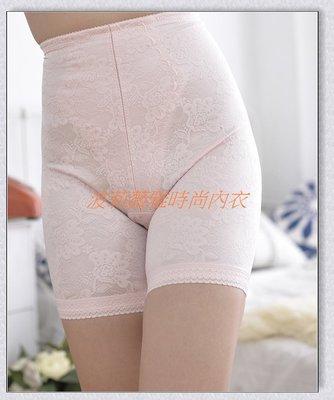 波莉薇雅時尚內衣~*台灣製*彈性緹花布.420D纖腰.束腹.提臀.高腰機能型長統束褲*93077 高雄市