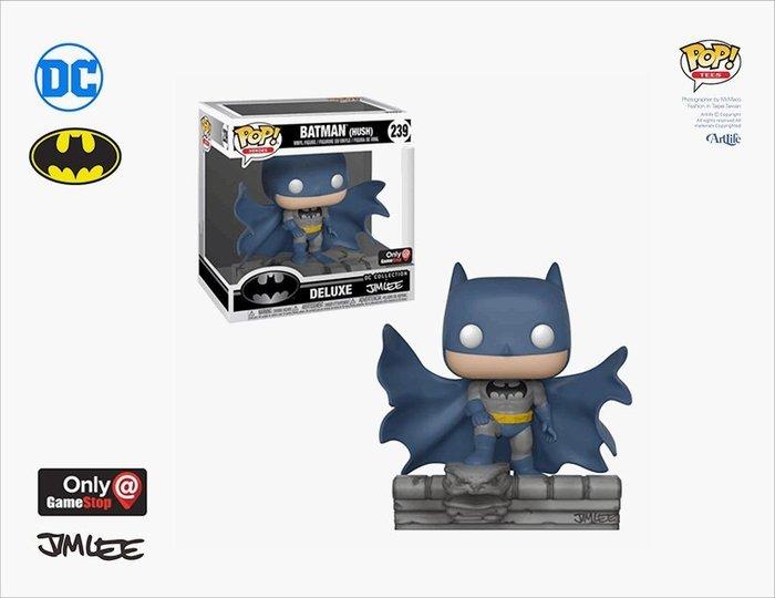 Artlife @ FUNKO POP DC Batman [Hush] Deluxe JimLee 蝙蝠俠 場景限定版
