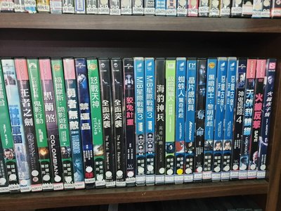 席滿客書坊二手拍賣-正版DVD*劇情片【神鬼認證4】