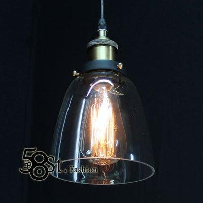 【58街】巴黎展新款式「美式鄉村風工業吊燈,經典款」複刻版。GH-349