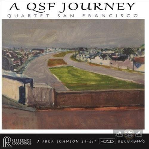 【進口版】跟著舊金山弦樂四重奏去旅行 A QSF Journey / 舊金山弦樂四重奏---RR143