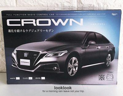 【全新日本景品】 RC TOYOTA CROWN RS(3100) 電動遙控車 模型車