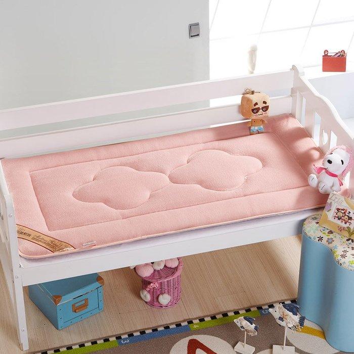床墊可定做兒童幼兒園床墊嬰兒午睡墊褥小床褥冬夏兩用床墊被WY