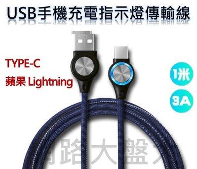#網路大盤大# USB手機充電指示燈傳...