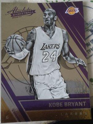 #x27 16- #x27 17 Absolute No.101 Kobe Bryant