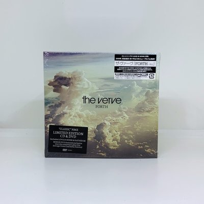 The Verve - Forth (日版, CD+DVD)