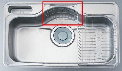 【路德廚衛】ENZIK sink韓國原裝進口 EDS-850 系列適用 不鏽鋼小掛籃