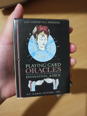 playing card oracles 神諭撲克牌