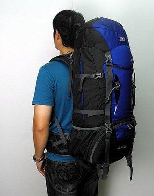 INWAY挪威品牌  登山背包 登山包 男生女生都適用(有3種色) ALPINE50+10實際容量約為市售65+10公升