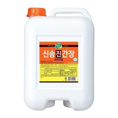 LENTO SHOP - 韓國 SINGSONG 新松 濃醬油 SOY SAUCE 14L