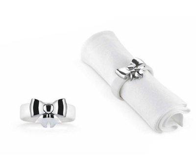 (預購)ALESSI Dressed set of two napkin rings 餐巾環(2入)