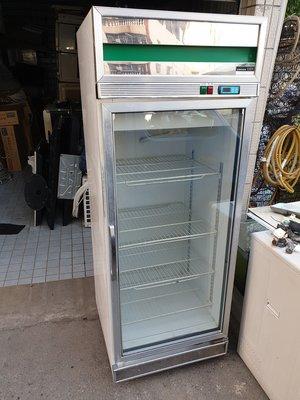 中古110V營業用玻璃門~展示冷藏櫃~功能正常~價格合理~台南市免標準運送費~歡迎來店看貨~比較~謝謝!!