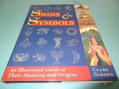 典藏乾坤&書---歷史---SIGN&SYMBOLS ISBN1-856-27-859-X  T