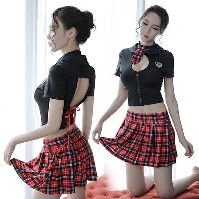 性感情趣扮演制服情趣內衣騷氣性感制服誘惑套裝清純可愛學生裝