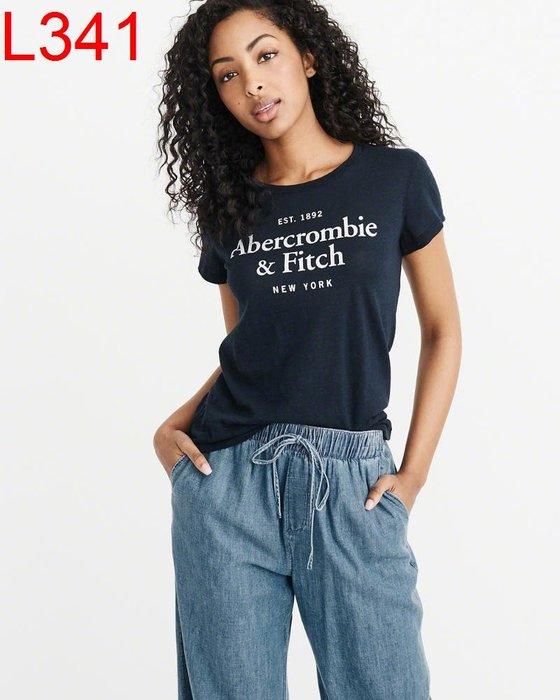 【西寧鹿】AF a&f Abercrombie & Fitch HCO 女 T-shirt 絕對真貨 可面交 L341