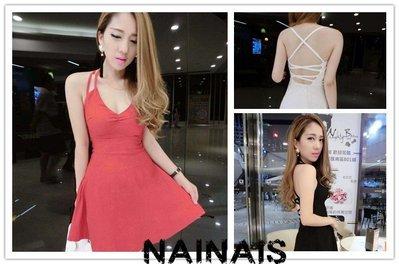 【NAINAIS】4657 韓版 夜店...